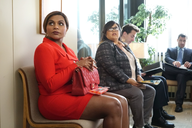 """Mindy Kaling and Ellen Williams, """"The Mindy Project"""""""