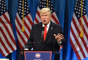 "Alec Baldwin, ""Saturday Night Live"""