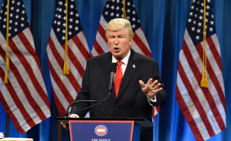 "Alec Baldwin, ""Saturday Night Live"""
