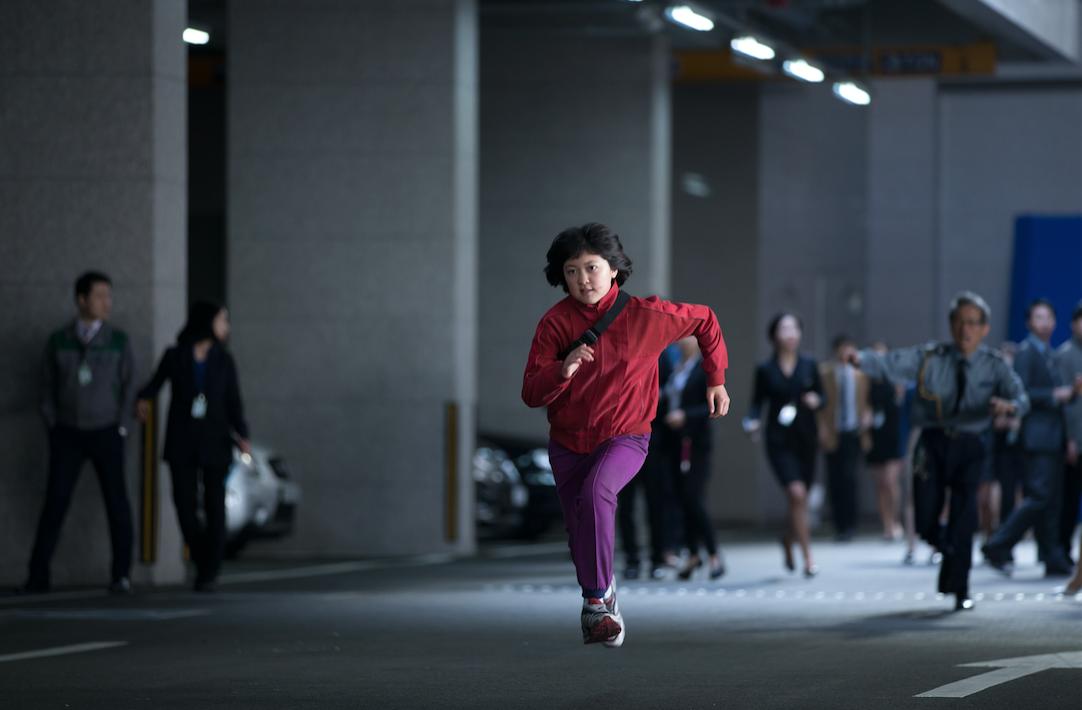 """An Seo Hyun, """"Okja"""""""