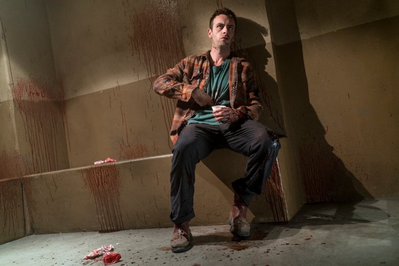 Joseph Gilgun as Cassidy - Preacher _ Season 1, Episode 9 - Photo Credit: Lewis Jacobs/Sony Pictures Television/AMC