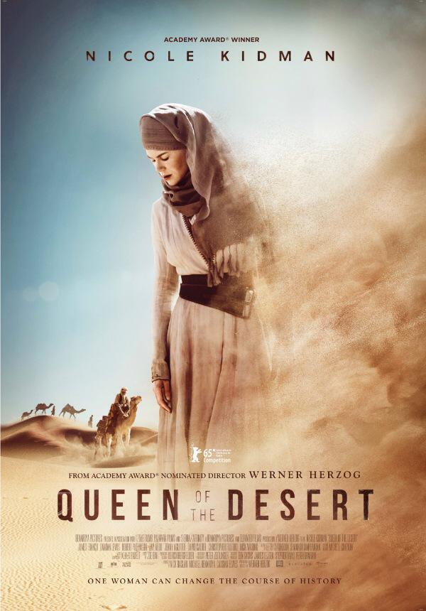 """Queen of the Desert"""