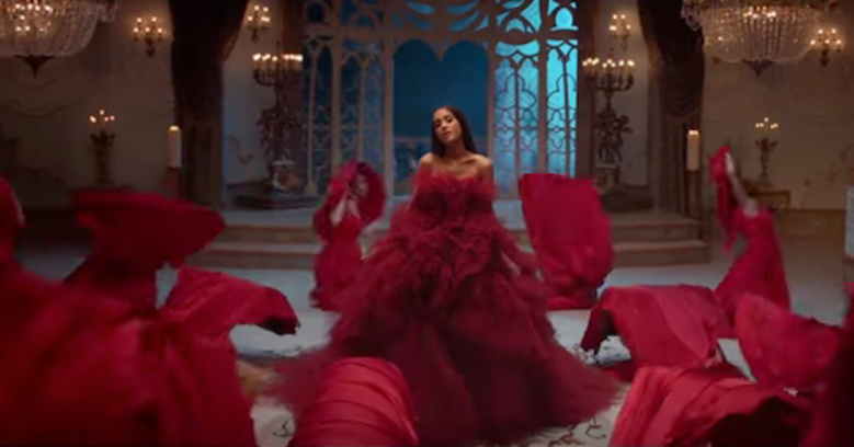 Ariana Grande John Legend Sing Beauty And The Beast In New Video Indiewire