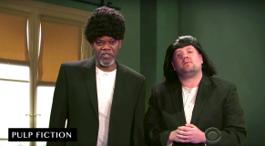 """Samuel L. Jackson, """"The Late Late Show with James Corden"""""""