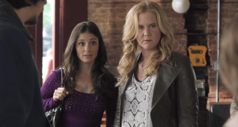 "Shiri Appleby and Amy Schumer, ""Girls"" Season 3"