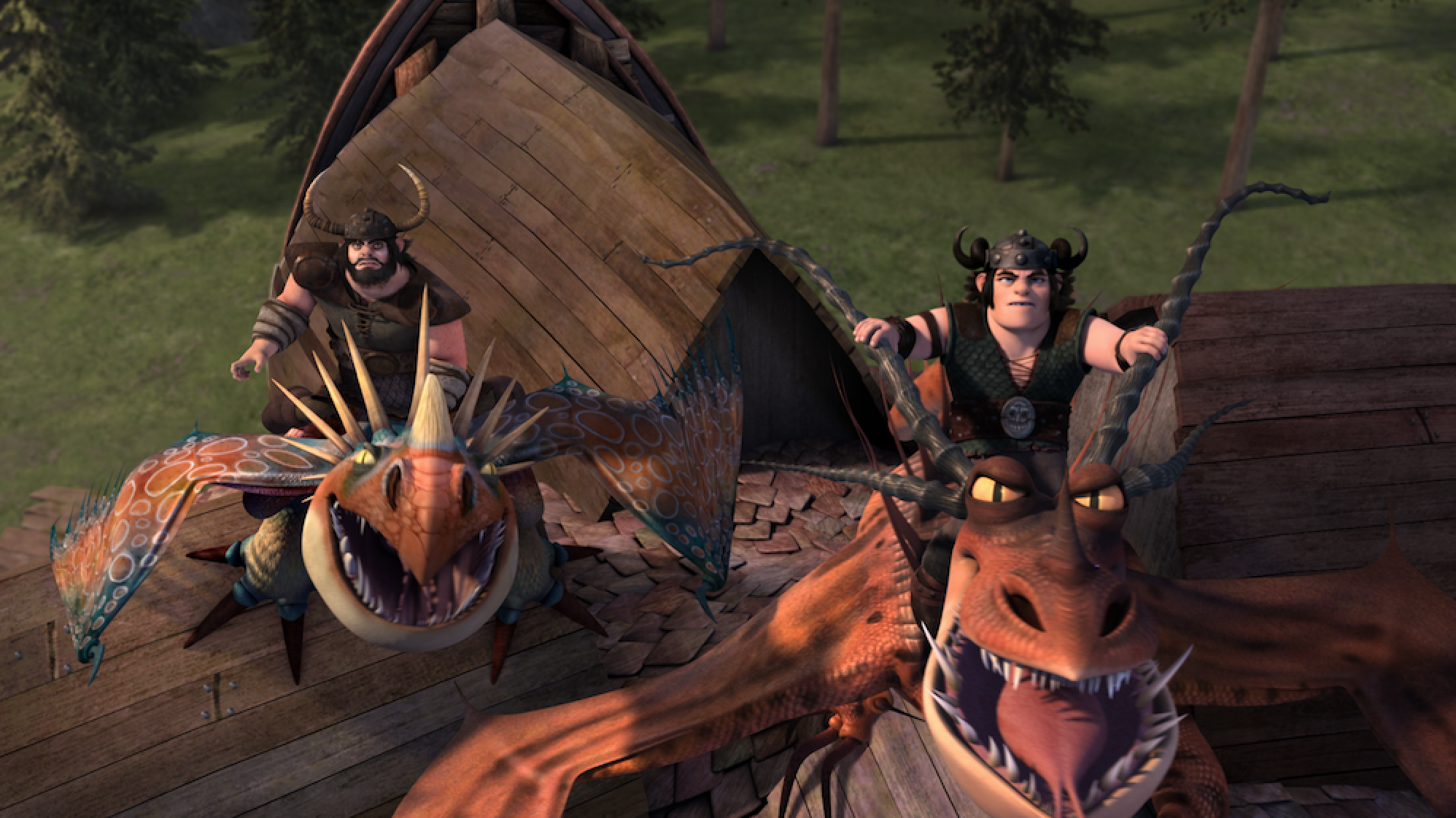 How To Train Your Dragon Review: Netflix TV Show Is Not Just
