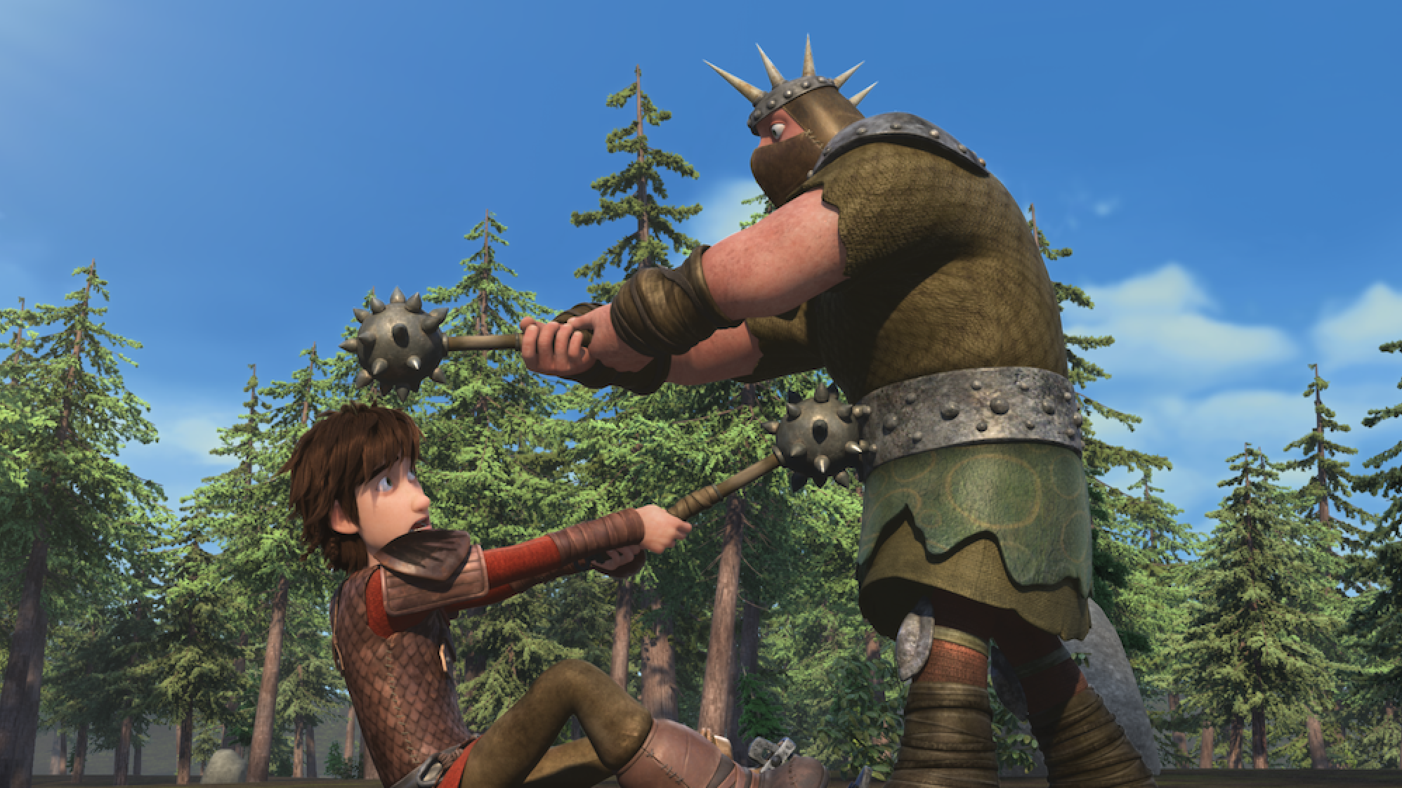 How to train your dragon review netflix tv show is not just for dragons race to the edge netflix season 3 how to train your dragon ccuart Gallery