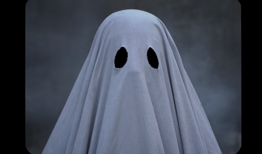 """Ghosty from """"A Ghost Story"""""""