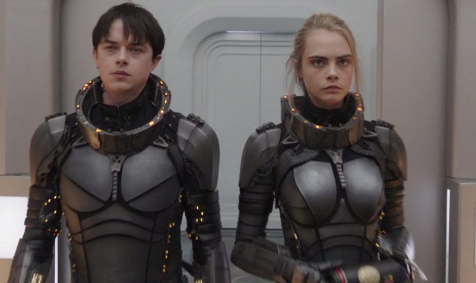 'Valerian and the City of a Thousand Planets' Trailer: Luc Besson Is Back With The Sci-Fi Epic He Was Born to Make — Watch