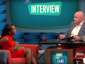 "Tiffany Haddish, Catonic and Guy Branum, ""Talk Show the Game Show"""