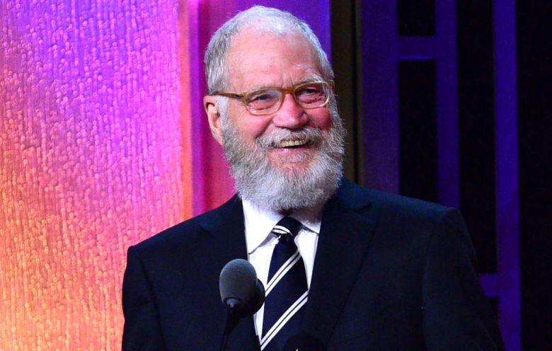 David Letterman, Peabody Awards