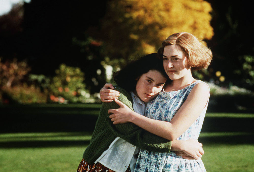 No Merchandising. Editorial Use Only. No Book Cover Usage. Mandatory Credit: Photo by Wingnut/Fontana/REX/Shutterstock (5879970d) Melanie Lynskey, Kate Winslet Heavenly Creatures - 1994 Director: Peter Jackson Wingnut/Fontana NEW ZEALAND Scene Still Drama Créatures célestes