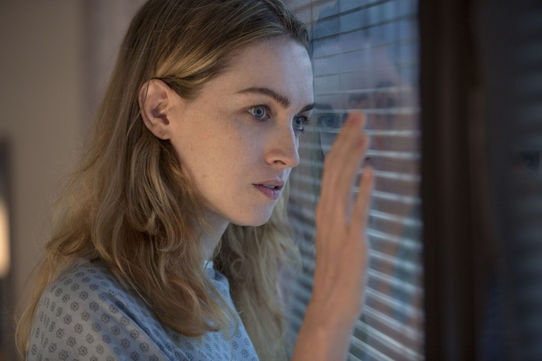 No Merchandising. Editorial Use Only. No Book Cover Usage.Mandatory Credit: Photo by Murray Close/Anarchos Produc/REX/Shutterstock (5884382t) Jamie Clayton Sense8 - 2015 Anarchos Productions/Georgeville TV/Javelin Productions/Netflix USA Television Scifi