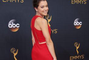 Tatiana Maslany68th Primetime Emmy Awards, Arrivals, Los Angeles, USA - 18 Sep 2016WEARING ALEXANDER WANG