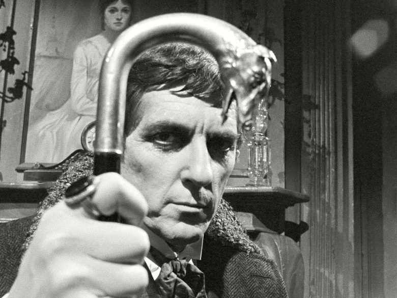 "Jonathan Frid Jonathan Frid plays Barnabas Collins in the Gothic television soap opera ""Dark ShadowsDark Shadows, New York, USA"