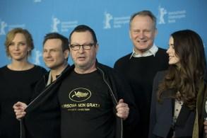 Lars von Trier Persona Non Grata