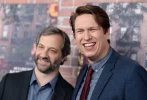 Judd Apatow and Pete Holmes'Crashing' TV Series premiere, Arrivals, Los Angeles, USA - 15 Feb 2017