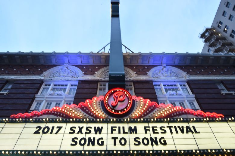 Atmosphere'Song to Song' film premiere, SXSW Festival, Austin, Texas, USA - 10 Mar 2017
