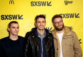 Dave Franco, James Franco and Seth Rogen'The Disaster Artist' film premiere, SXSW Festival, Austin, USA - 12 Mar 2017