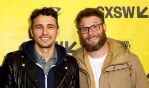 "James Franco and Seth Rogen ""The Disaster Artist"" film premiere, SXSW 7"