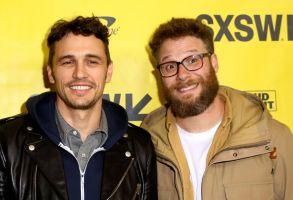"James Franco and Seth Rogen ""The Disaster Artist"" film premiere, SXSW 7"