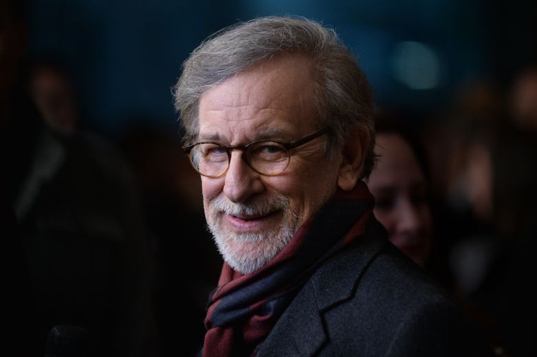 Steven Spielberg 'Five Came Back' film screening, Arrivals, New York, USA - 27 Mar 2017