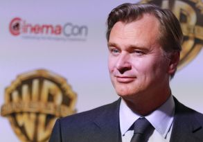 Christopher NolanWarner Bros. Pictures presentation, Arrivals, CinemaCon, Las Vegas, USA - 29 Mar 2017