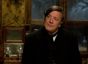 "Stephen Fry in ""Sherlock Holmes: A Game of Shadows"""