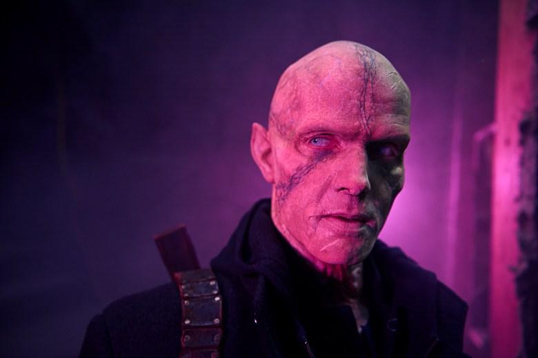 THE STRAIN -- Pictured: Rupert Penry-Jones as Quinlan. CR: Michael Muller/FX