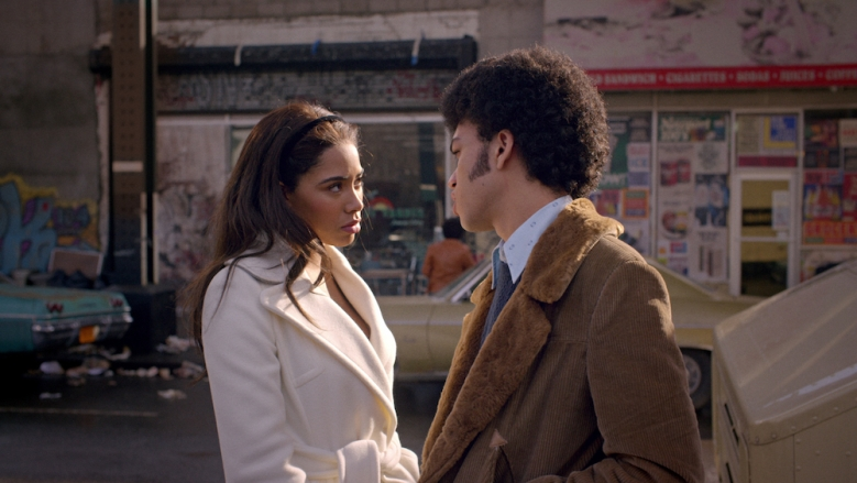 THE GET DOWN Herizen Guardiola, Justice Smith