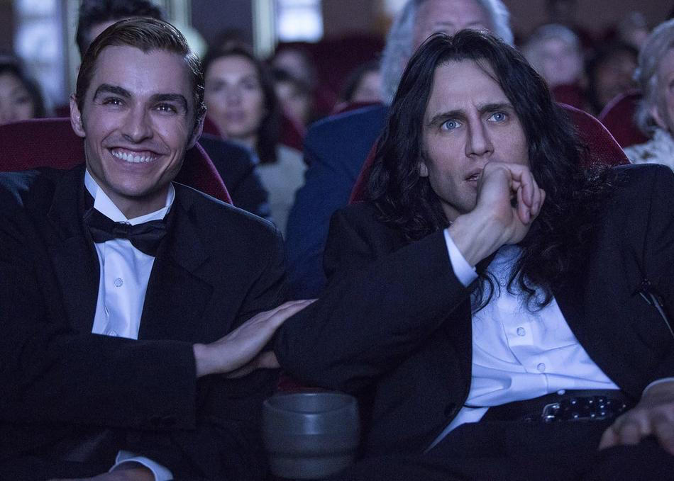 The Disaster Artist Dave Franco James Franco
