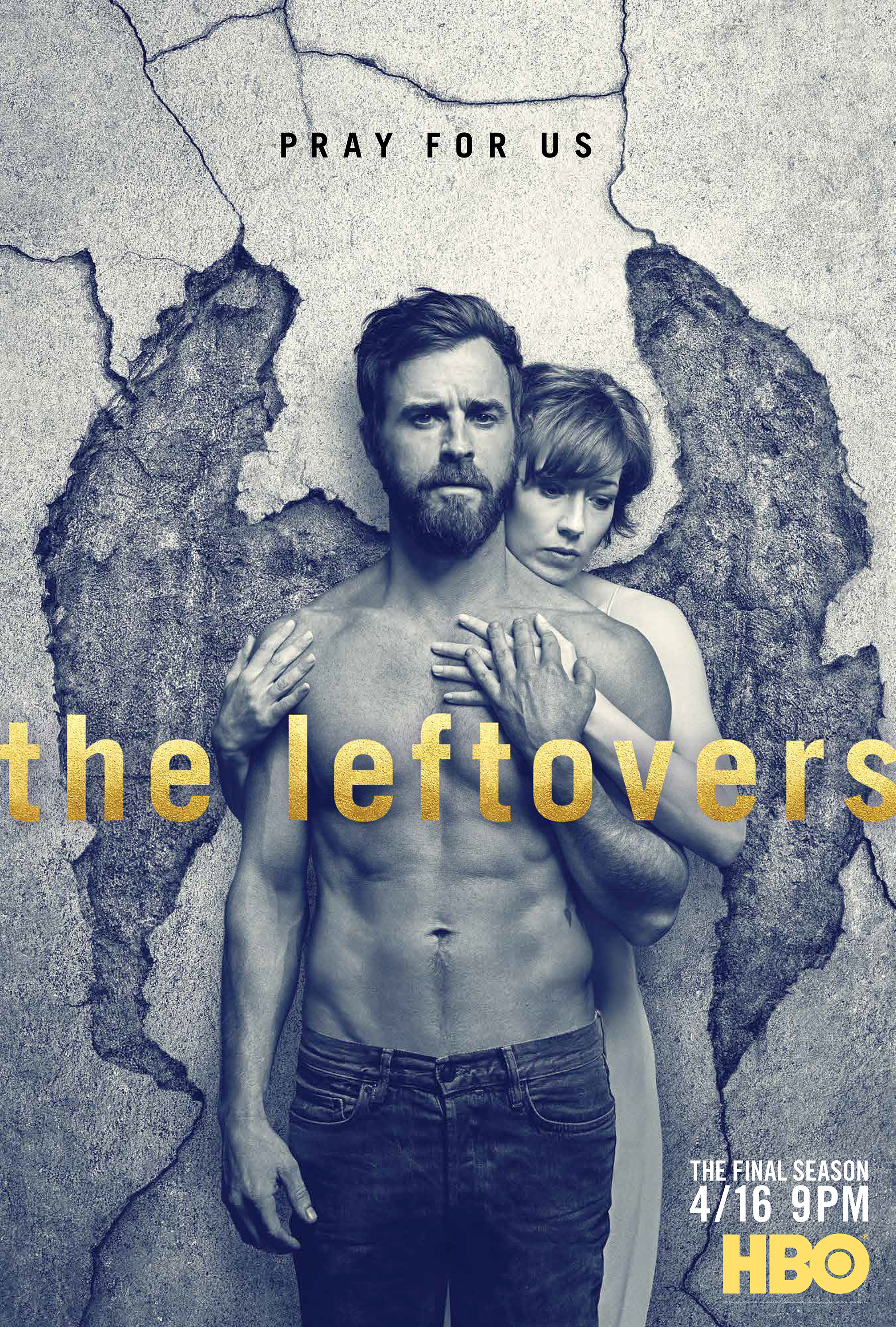 THE LEFTOVERS Final Season Key Art Poster