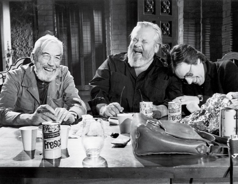 "Orson Welles never completed ""The Other Side of the Wind"" in his lifetime."