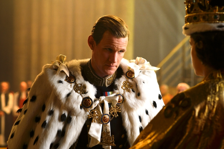 "Matt Smith, ""The Crown"""