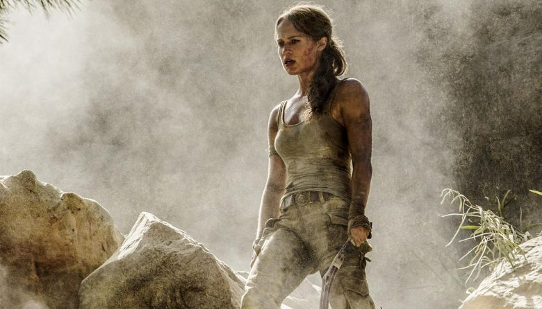 'Tomb Raider' Isn't a Hit, but Alicia Vikander and Her Director Come Out  Ahead