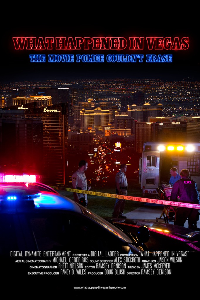 What Happened in Vegas Trailer: Documentary On Police ...What Happens In Vegas Sign