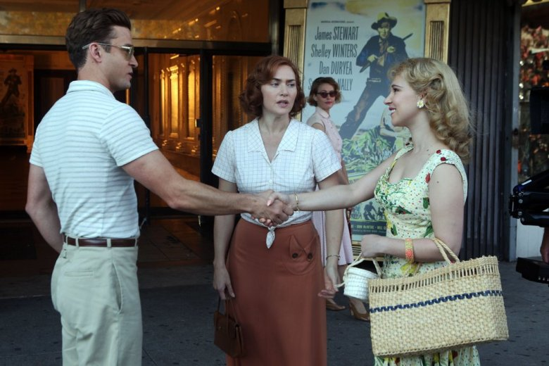 Woody Allen and Kate Winslet's 'Wonder Wheel' to Close New York Film Festival