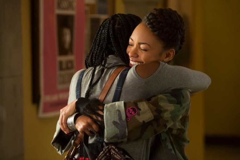 Dear White People Season 1 Logan Browning Netflix