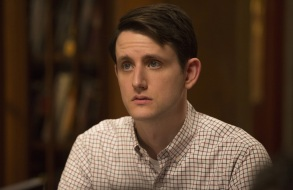 "Zach Woods and Thomas Middleditch in ""Silicon Valley"""