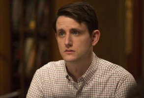 """Zach Woods and Thomas Middleditch in """"Silicon Valley"""""""