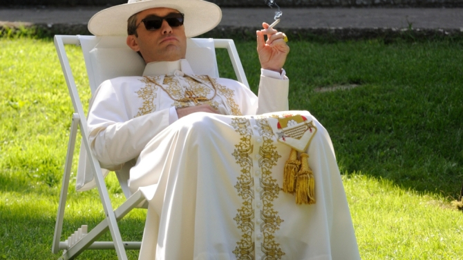 """""""The Young Pope"""""""