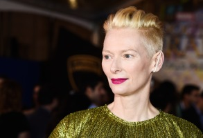Tilda Swinton'Doctor Strange' film premiere, Los Angeles, USA - 20 Oct 2016