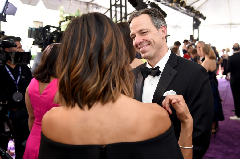 WASHINGTON, DC - APRIL 29: Jake Tapper attends Full Frontal With Samantha Bee's Not The White House Correspondents' Dinner at DAR Constitution Hall on April 29, 2017 in Washington, DC. (Photo by Dimitrios Kambouris/Getty Images for TBS)