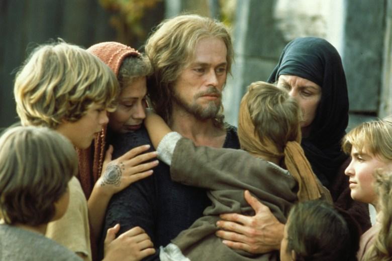 """The Last Temptation of Christ"""