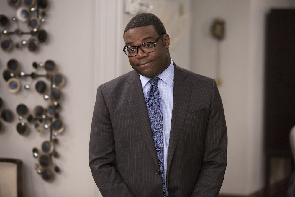 """Veep"" Season 6 Sam Richardson"