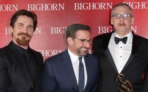 Christian Bale, Steve Carell, Adam McKay