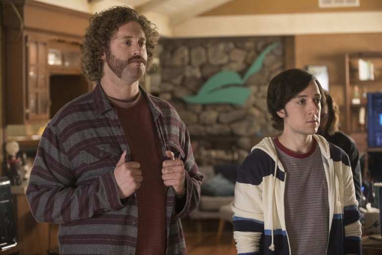 Silicon Valley Season 4 Episode 1 T.J. Miller Josh Brener