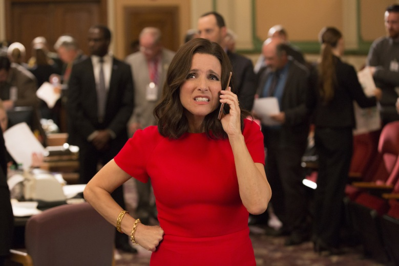 """Veep"" Season 6 Julia Louis-Dreyfus Episode 3"