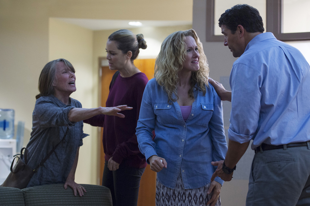 Bloodline Season 3 Episode 2 Sissy Spacek Jacinda Barrett Katie Finneran Kyle Chandler