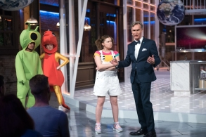 "Rachel Bloom and Bill Nye, ""Bill Nye Saves the World"""